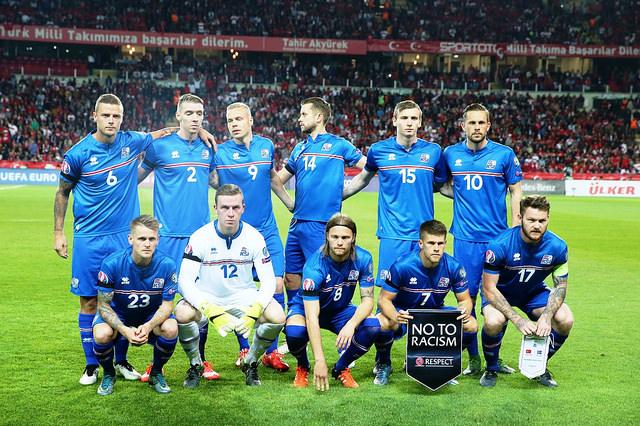 Mondiali Russia 2018 Islanda