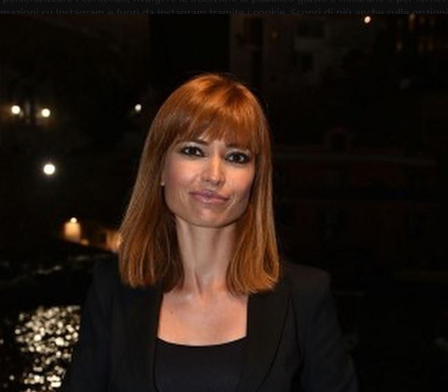 Carlotta Mantovan in Rai la moglie di Fabrizio Frizzi sbarca su Rai 3 ok