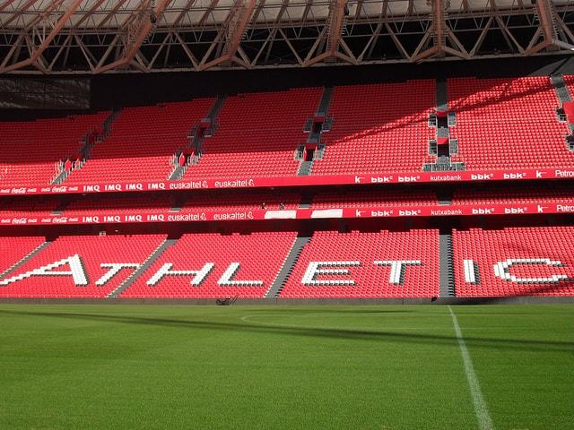 Liga spagnola Athletic Bilbao
