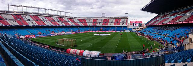 Liga spagnola Atletico Madrid
