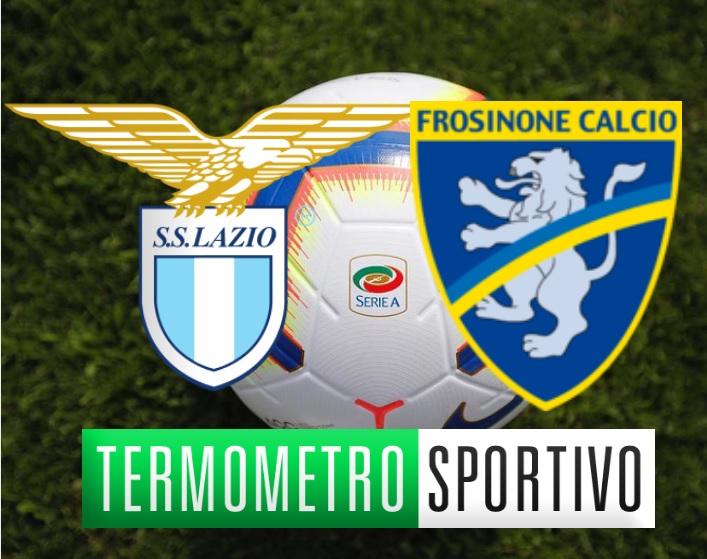 Lazio-Frosinone dove vedere in streaming Serie A 2018/2019