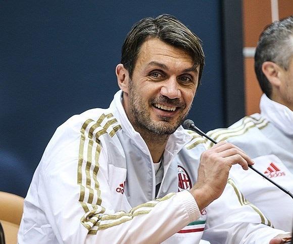 Paolo Maldini Milan