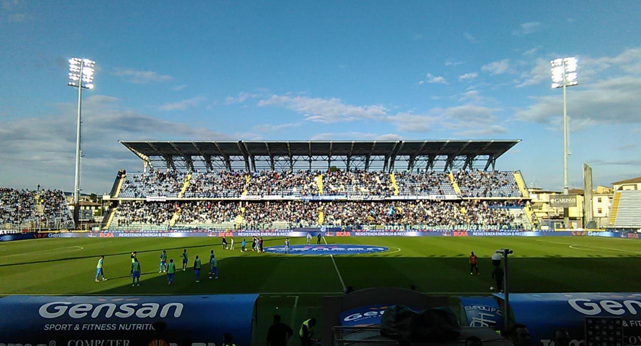Empoli-Lazio