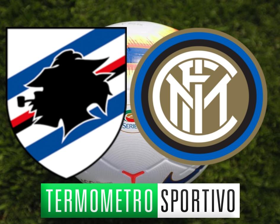 diretta Sampdoria-Inter, dove vedere in streaming o in TV, 5a giornata serie A 2018/2019