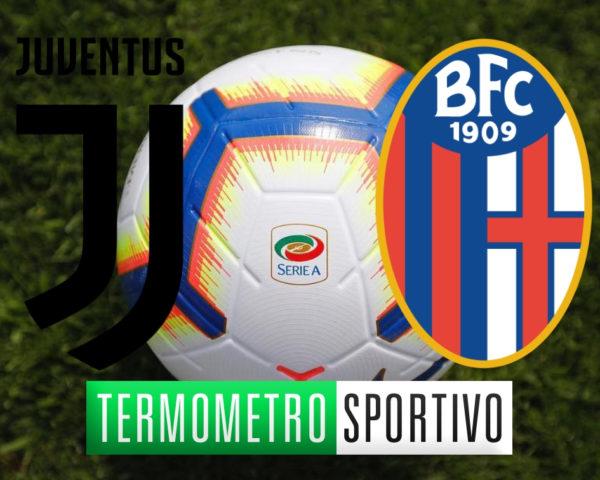 Diretta Juventus-Bologna streaming live serie A 2018/2019