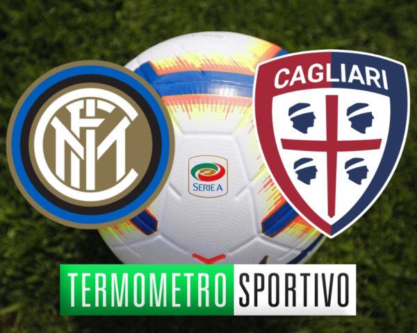 diretta Inter-Cagliari streaming live dove vedere 6a giornata serie A 2018/2019