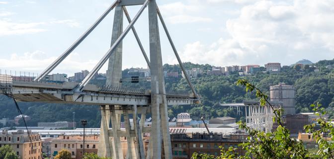 Cronaca ultime notizie - Ponte Morandi