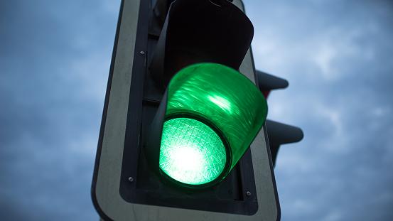 multa semaforo verde
