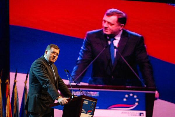Bosnia, vince Milorad Dodik, alleato di Putin