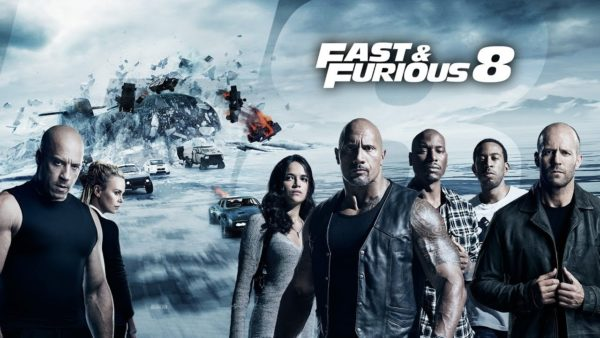 Cast Fast And Furious 8