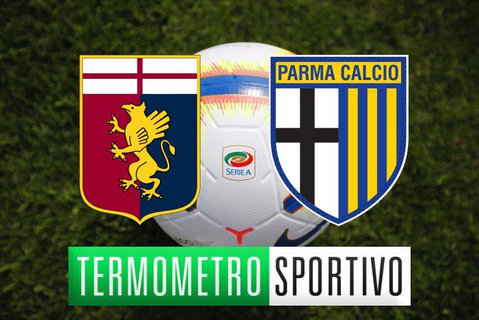 Diretta Genoa-Parma streaming risultato live dove vedere probabili formazioni, Serie A 2018/2019