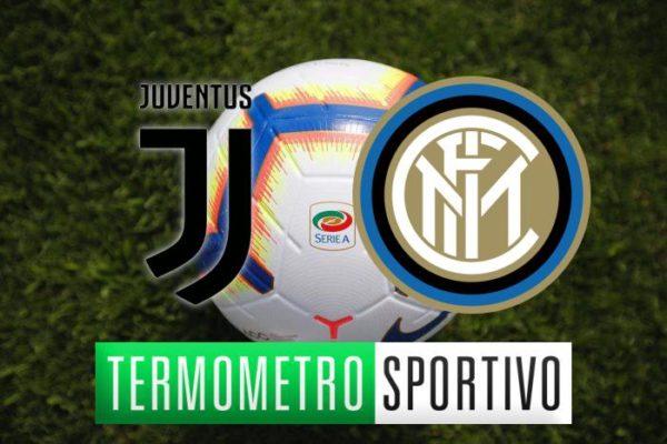 Juventus-Inter Serie A