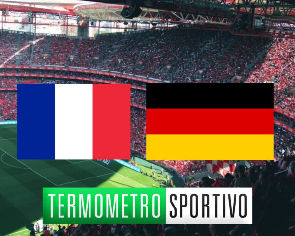 Dove vedere Francia-Germania in diretta streaming e in tv