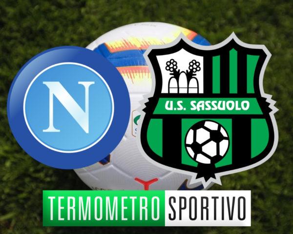 Napoli-Sassuolo