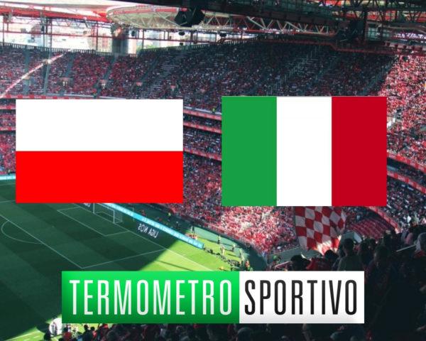 Dove vedere Polonia-Italia in diretta streaming, in tv e probabili formazioni. Polonia-Italia: quote, pronostici e probabili formazioni   Nations League