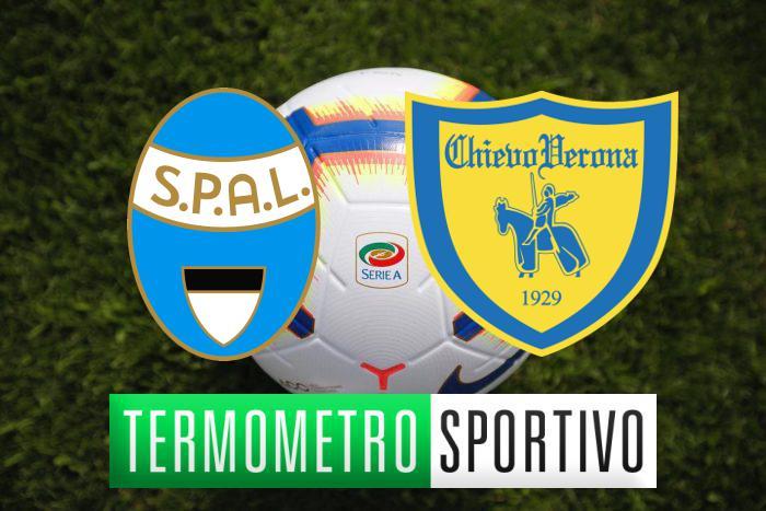 Dove vedere diretta SPAL-Chievo in streaming o diretta Tv - Serie A