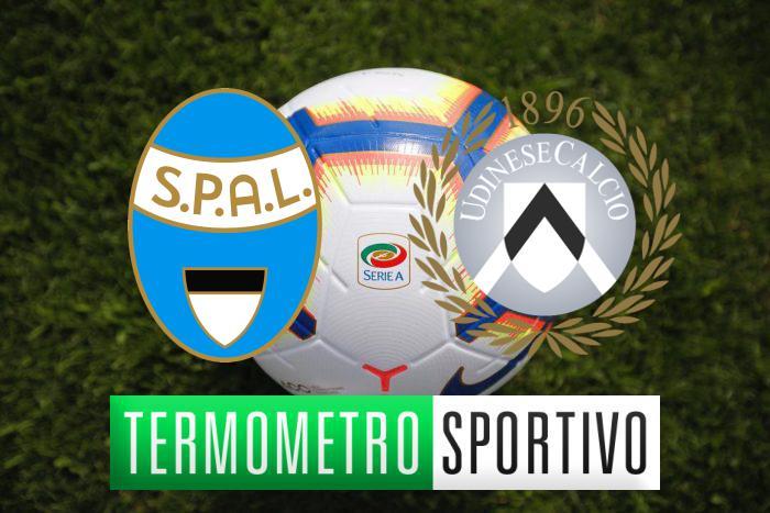 SPAL-Udinese