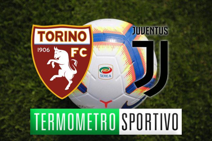 dove vedere in Diretta Torino-Juventus: quote, streaming e risultato LIVE