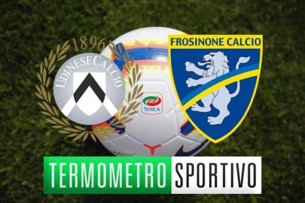 Udinese-Frosinone