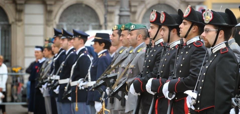 assunzioni forze dell'ordine