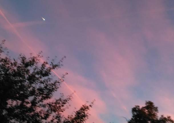 meteorite 24 ottobre