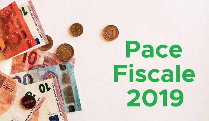 Pace fiscale 2019: quando parte