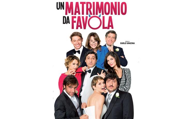 Un matrimonio da favola: trama e cast del film su Rai 9