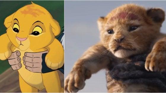 Il re leone trama e trailer quando esce in italia