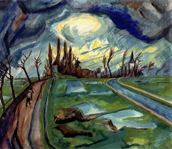 mostra espressionismo tedesco