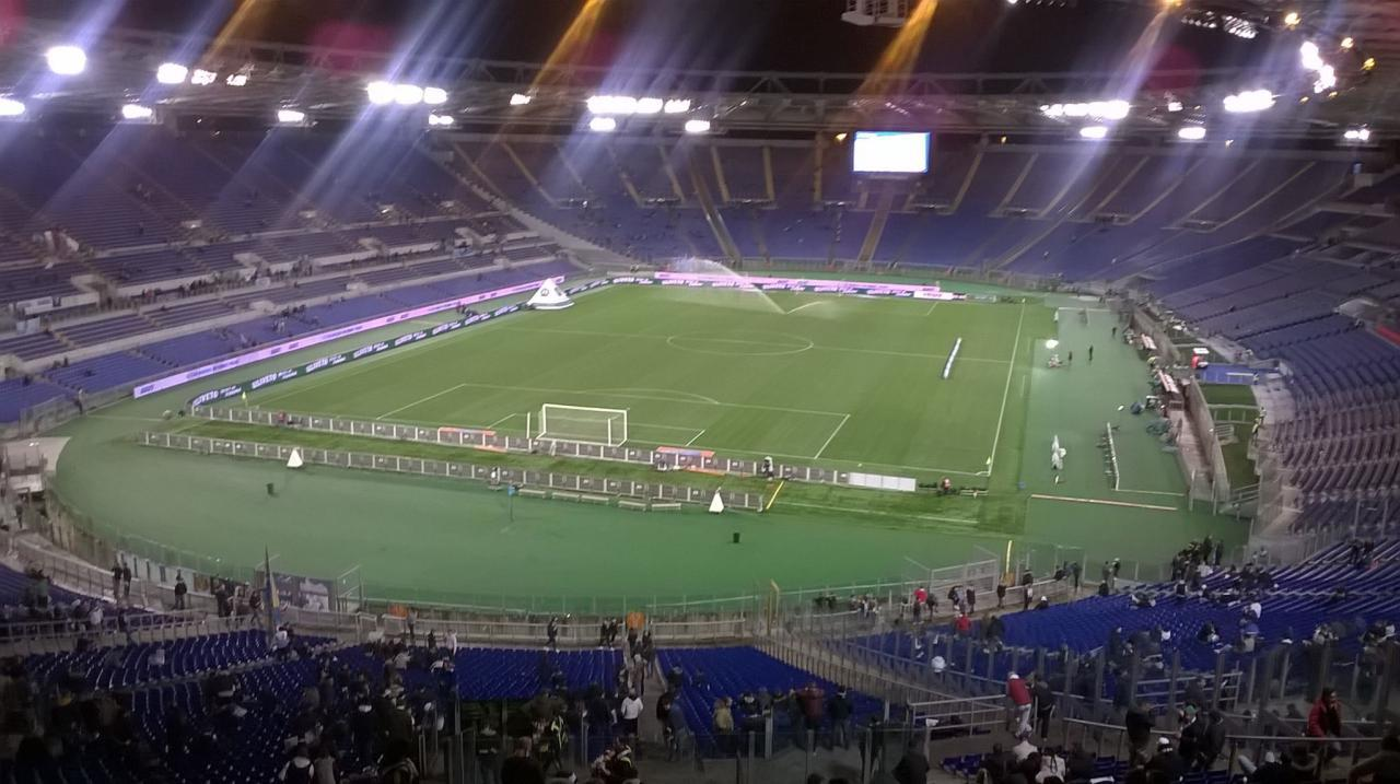 Champions league Roma-Real Madrid