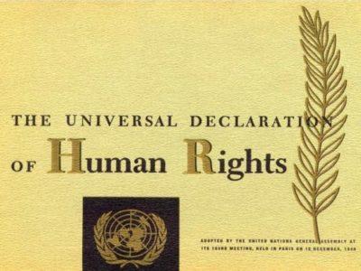 Sondaggi politici Demos: diritti dell'uomo, in molti ancora non li conoscono