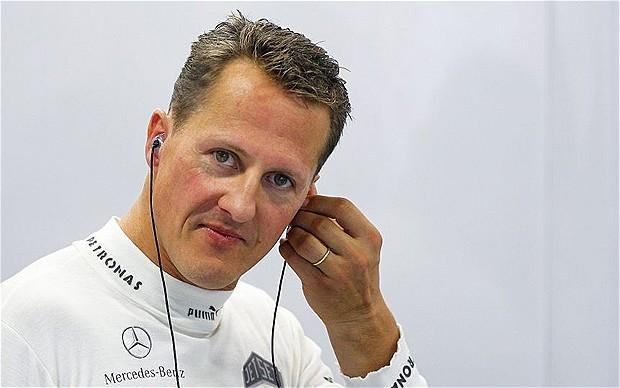Michael Schumacher oggi condizioni salute, non sta a letto. La rivelazione
