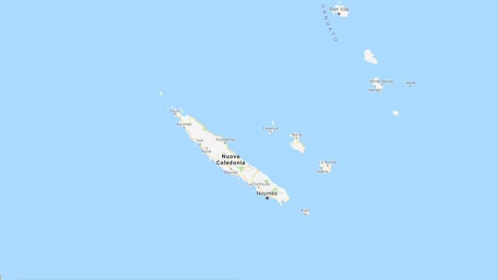 Terremoto Nuova Caledonia dove si trova e ultime sullo tsunami