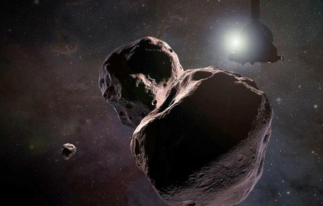 Ultima Thule fly-by New Horizons Nasa, data, orario e dove vedere ok