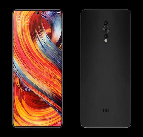 Xiaomi Mi Mix 3 con 5G e Snapdragon 855, come funziona