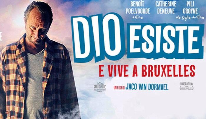 Dio esiste e vive a Bruxelles: trama e cast del film in tv su Rai 3