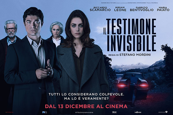 il testimone invisibile trama cast e anticipazioni