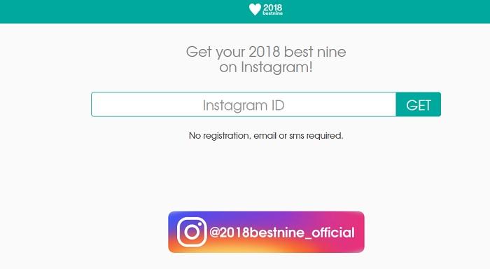 Instagram Best Nine 2018
