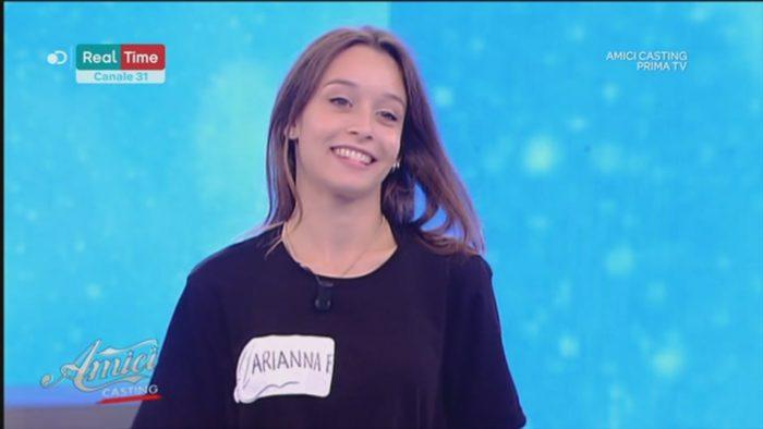 Arianna Forte di Amici 2019 età, Instagram e altezza. Chi è la ballerina