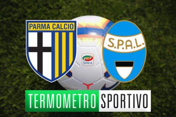 Dove vedere Parma-Spal in diretta streaming e TV