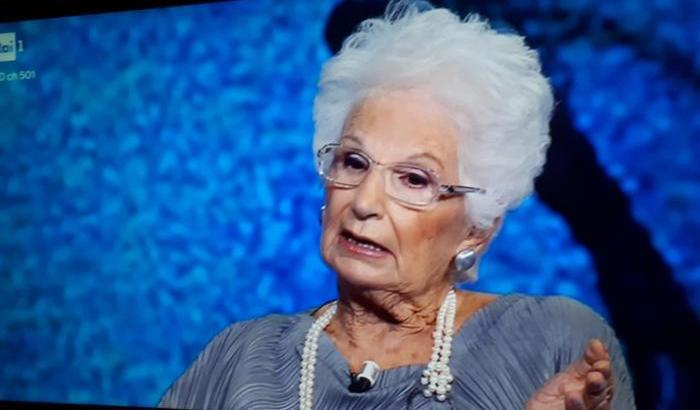 Liliana Segre, marito, età e frasi. Chi è la senatrice a vita