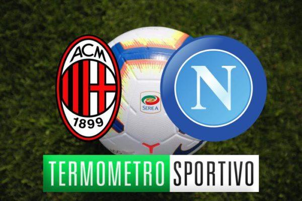 Milan-Napoli dove vederla in diretta streaming e tv