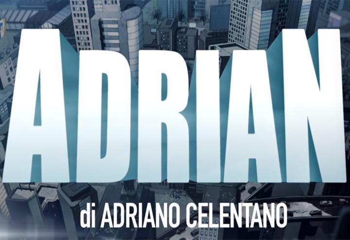Adriano Celentano Adrian: personaggi e quando inizia la serie animata