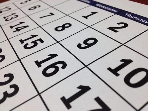 Calendario Fiscale 2019.Scadenze Fiscali Febbraio 2019 Iva Spesometro E Fattura