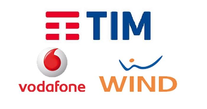 Tim, Wind, Vodafone e Tre: offerte mobile in ricaricabile a gennaio 2019