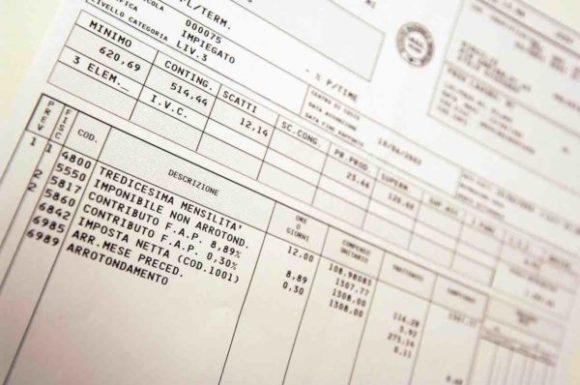 Conguaglio Irpef febbraio 2019: stipendio dimezzato in busta paga, per chi
