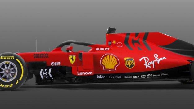 Ferrari SF90 F1 2019: immagini e tutti i segreti della monoposto