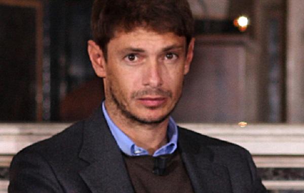 Giorgio Pasotti altezza, figlia, età e compagnaIl Silenzio dell'Acqua