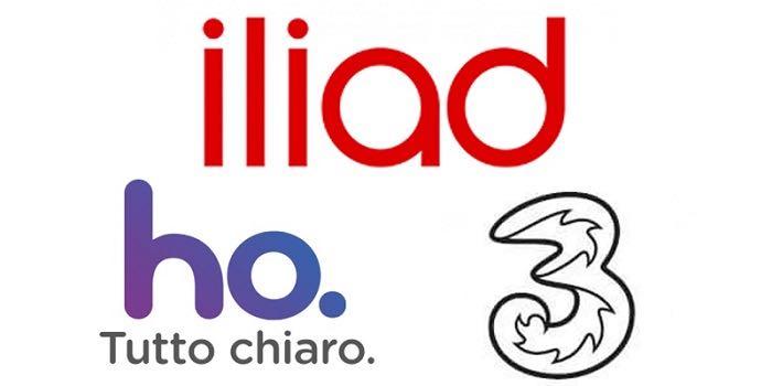 Iliad, Ho e Tre: offerte mobile in ricaricabile a marzo 2019. Il ...