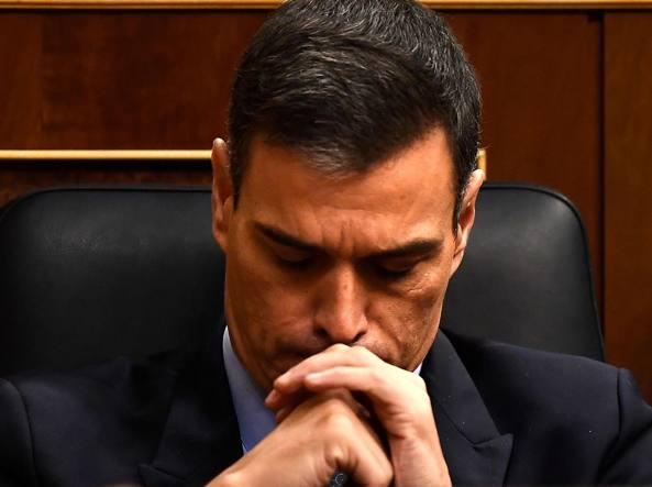 Spagna: non passa legge di bilancio, si va verso elezioni anticipate